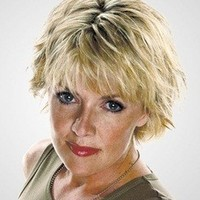 Major Samantha Carter played by Amanda Tapping