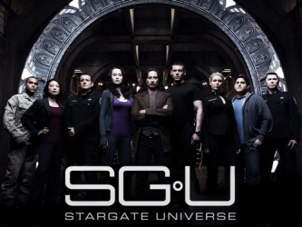 Stargate Universe tv show photo