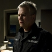 Lieutenant General Jack O'Neill played by Richard Dean Anderson