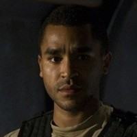Msgt. Ronald Greer played by Jamil Walker Smith