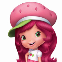 Strawberry Shortcake played by Sarah Heinke
