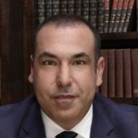 Louis Litt played by Rick Hoffman