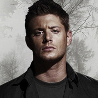 Dean Winchester played by Jensen Ackles