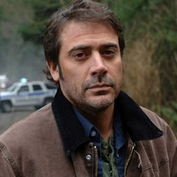 John Winchester played by Jeffrey Dean Morgan