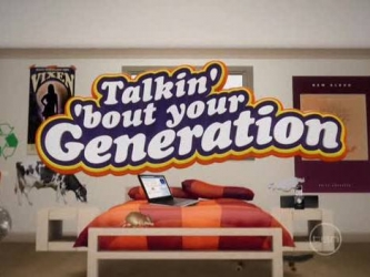 Talkin' 'Bout Your Generation (AU) tv show photo