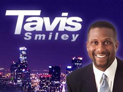 Tavis Smiley tv show photo