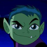 Beast Boy played by Greg Cipes