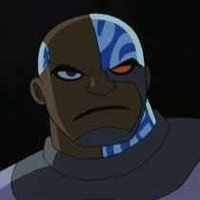 Cyborg played by Khary Payton