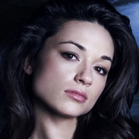 Allison Argent played by Crystal Reed
