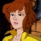 April O'Neil played by Renae Jacobs