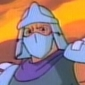 Shredder played by James Avery