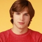 Michael Kelso played by Ashton Kutcher