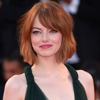 Host - Emma Stone played by Emma Stone
