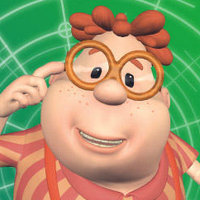 Carl Wheezer played by Rob Paulsen