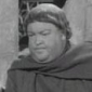 Friar Tuck played by Alexander Gauge