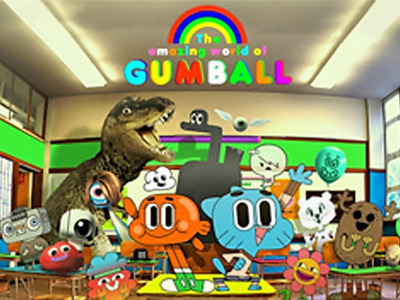 The Amazing World of Gumball tv show photo