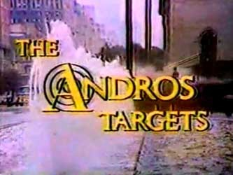 The Andros Targets tv show photo
