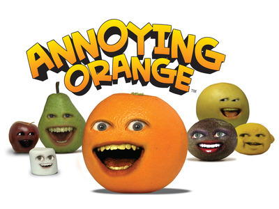 The Annoying Orange tv show photo
