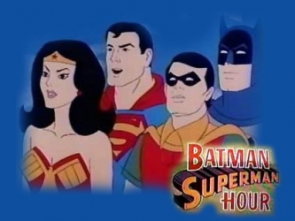 The Batman/Superman Hour tv show photo