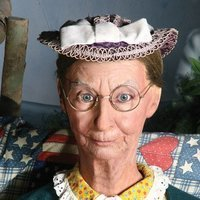 Daisy Moses played by Irene Ryan