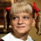 Cindy Brady played by Susan Olsen