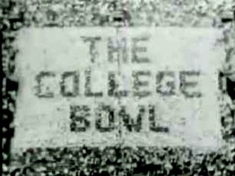 The College Bowl tv show photo