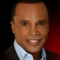 Host played by Sugar Ray Leonard