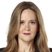 Samantha Bee played by Samantha Bee