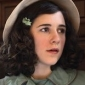 Anne Frank played by Ellie Kendrick