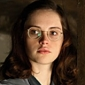 Margot Frank played by Felicity Jones