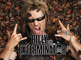 Billy the Exterminator tv show photo