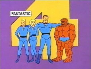The Fantastic Four (1967) tv show photo