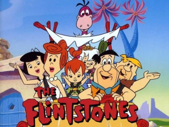The Flintstones Cartoon