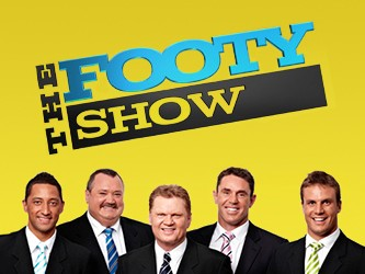 The Footy Show (NRL) (AU) tv show photo