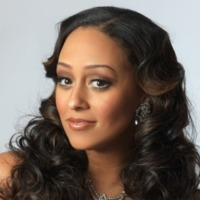 Melanie Barnett played by Tia Mowry