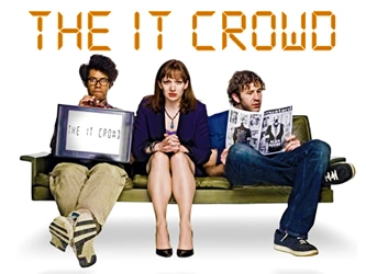 The IT Crowd (UK) tv show photo