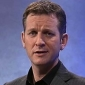 Presenter played by Jeremy Kyle