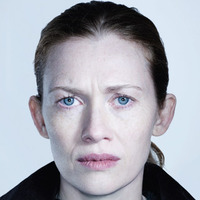 Sarah Linden played by Mireille Enos