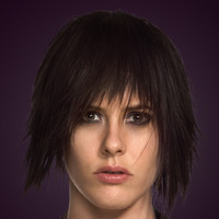 Shane McCutcheon played by Katherine Moennig