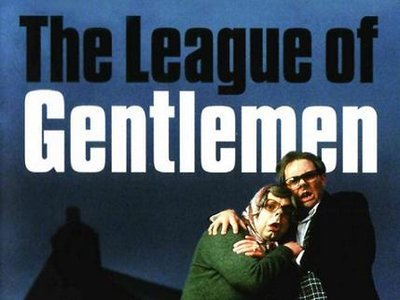 The League of Gentlemen (UK) tv show photo