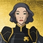 Chief Lin Beifong played by Mindy Sterling