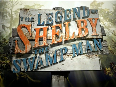 Legend of Shelby the Swamp Man