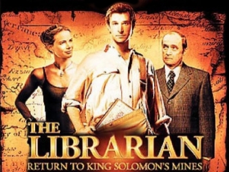 The Librarian: Return to King Solomon's Mines tv show photo