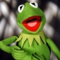 Kermit the Frog played by Jim Henson