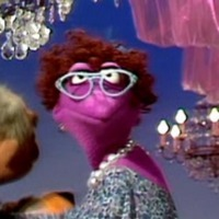 Mildred played by Frank Oz