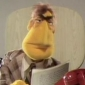 The Newsmanplayed by Jim Henson