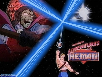 The New Adventures of He-Man tv show photo
