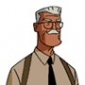 Commissioner Jim Gordonplayed by Bob Hastings