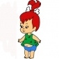 Pebbles Flintstone The New Fred and Barney Show