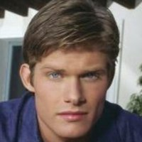 Luke Ward played by Chris Carmack